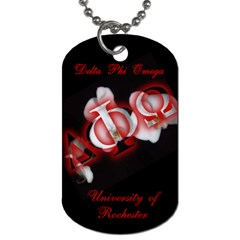 Dog Tag By Harini   Dog Tag (two Sides)   60fi6sw9guhw   Www Artscow Com Front