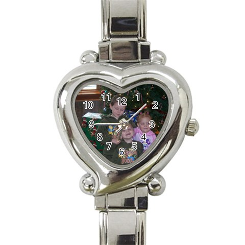 By Chris   Heart Italian Charm Watch   3fqe9q8kdisy   Www Artscow Com Front