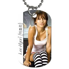 Dog Tag By Elvis Nguyen   Dog Tag (two Sides)   503kky3trcnw   Www Artscow Com Front