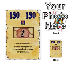 El Grande   Rey E Intriga (2/3) By Juan Luis Bermudez   Multi Purpose Cards (rectangle)   P79hvvp0pit6   Www Artscow Com Front 3