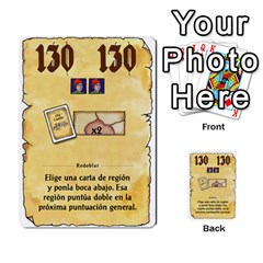 El Grande   Rey E Intriga (2/3) By Juan Luis Bermudez   Multi Purpose Cards (rectangle)   P79hvvp0pit6   Www Artscow Com Front 30