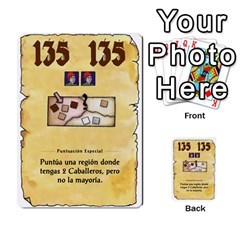 El Grande   Rey E Intriga (2/3) By Juan Luis Bermudez   Multi Purpose Cards (rectangle)   P79hvvp0pit6   Www Artscow Com Front 31