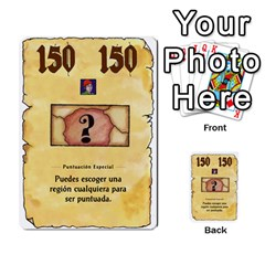 El Grande   Rey E Intriga (2/3) By Juan Luis Bermudez   Multi Purpose Cards (rectangle)   P79hvvp0pit6   Www Artscow Com Front 34