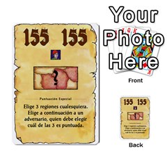 El Grande   Rey E Intriga (2/3) By Juan Luis Bermudez   Multi Purpose Cards (rectangle)   P79hvvp0pit6   Www Artscow Com Front 35