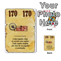 El Grande   Rey E Intriga (2/3) By Juan Luis Bermudez   Multi Purpose Cards (rectangle)   P79hvvp0pit6   Www Artscow Com Front 37