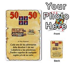 El Grande   Rey E Intriga (2/3) By Juan Luis Bermudez   Multi Purpose Cards (rectangle)   P79hvvp0pit6   Www Artscow Com Front 47