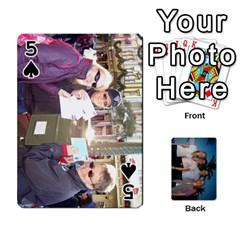 Jeu De Cartes By Annie Pouliot   Playing Cards 54 Designs   6t8mn5z4lrpm   Www Artscow Com Front - Spade5