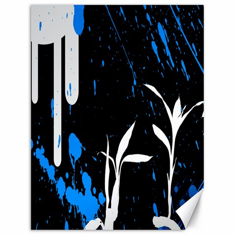Bamboo Splash By Josh Stephenson   Canvas 18  X 24    4z8wntlkfoff   Www Artscow Com 24 x18 Canvas - 1