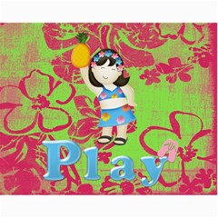 Love My New Playroom Prints     By Alicia    Collage 11  X 14    Y9d371eampnz   Www Artscow Com 14 x11  Print - 1