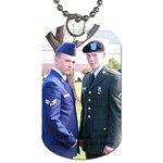 T&C Dog Tags - Dog Tag (One Side)