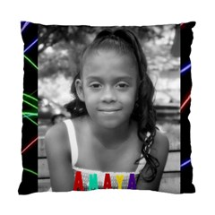 My Kiddos  By Krystal M    Standard Cushion Case (two Sides)   Nnpgo96fxu5x   Www Artscow Com Front