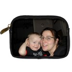 Two Sided Camera Case - Digital Camera Leather Case