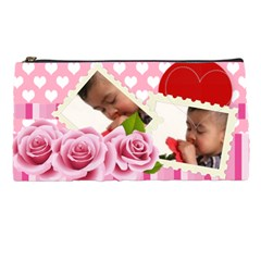 Rose Bag By Joely   Pencil Case   Tnnoauo94cwr   Www Artscow Com Front