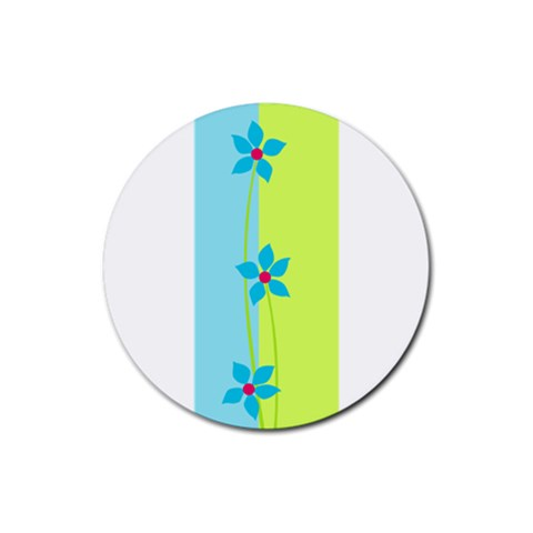 By J   Rubber Coaster (round)   Ikns6umjo1b3   Www Artscow Com Front