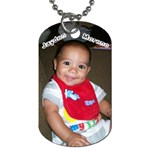 Jayden Dog Tag - Dog Tag (One Side)