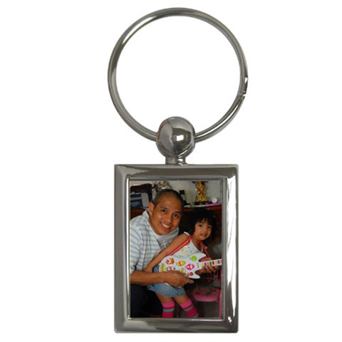 Key Chain   Maglolo :d By Kathycot   Key Chain (rectangle)   He972cuyqugd   Www Artscow Com Front