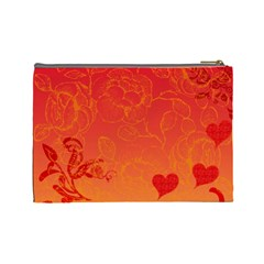 Estrella Cosmetics By Angela Walker   Cosmetic Bag (large)   T7gig7uqyd8x   Www Artscow Com Back