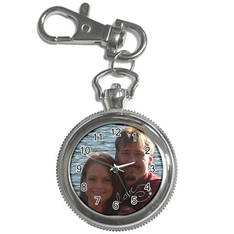 Keyring Watch By Janie   Key Chain Watch   Rlqtoo91m1to   Www Artscow Com Front