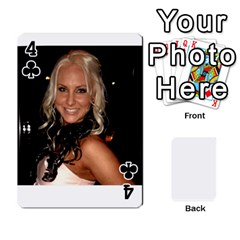 Mish s Cards Noosa  By Michelle Steele   Playing Cards 54 Designs   Zkac26m274xq   Www Artscow Com Front - Club4