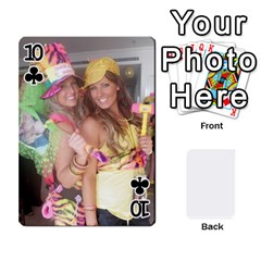 Mish s Cards Noosa  By Michelle Steele   Playing Cards 54 Designs   Zkac26m274xq   Www Artscow Com Front - Club10