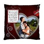 Love Pillow - Cushion Case (Two Sides)