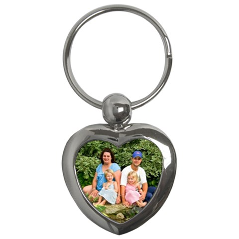 Sampson Key Ring By Dawn Gartin   Key Chain (heart)   Ukp4uznati01   Www Artscow Com Front