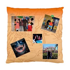 Coussin2 By Annie Pouliot   Standard Cushion Case (two Sides)   27h7bruohcox   Www Artscow Com Back