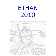 Book For Ethan By Pat   5 5  X 8 5  Notebook   1xdu6pbnxxbd   Www Artscow Com Front Cover