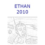 book for ethan - 5.5  x 8.5  Notebook
