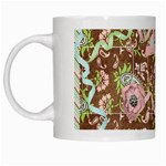 Floral Friendship Mug - template - White Mug