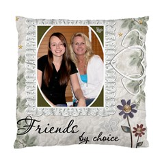 Family Pillow By Lil    Standard Cushion Case (two Sides)   Nikjv6h01uni   Www Artscow Com Back