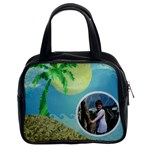 Beach summer handbag - Classic Handbag (Two Sides)