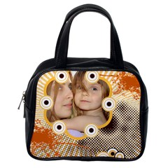 Baby Bag By Wood Johnson   Classic Handbag (two Sides)   H5v8k63ri8x7   Www Artscow Com Back