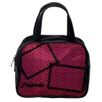 Handbag Template- Animal print - Classic Handbag (One Side)