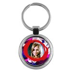 Keychain Painted - Key Chain (Round)