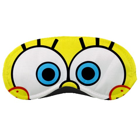 Sleep Mask4 By Diana P   Sleeping Mask   Reegb4ttbj7z   Www Artscow Com Front