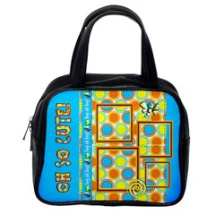 Boy Oh Boy Bag 2sides By Angel   Classic Handbag (two Sides)   E753e5j50xzd   Www Artscow Com Back