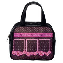 Little Lady Bag 2 Sides By Angel   Classic Handbag (two Sides)   7wtacjgun7sk   Www Artscow Com Back