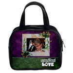 UNCONDITIONAL LOVE - BAG - Classic Handbag (Two Sides)