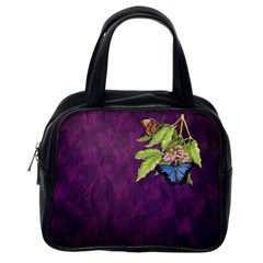 Unconditional Love   Bag By Carmensita   Classic Handbag (two Sides)   Uonrq3blzayq   Www Artscow Com Back