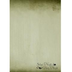 Jorge Christmas 5x7 Greeting Card By Jorge   Greeting Card 5  X 7    Sqzhyc1tc18x   Www Artscow Com Back Inside
