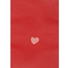 Love Card Template By Mikki   Greeting Card 5  X 7    Xya366l9bnmu   Www Artscow Com Back Cover