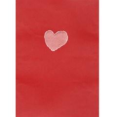 Love Card Template By Mikki   Greeting Card 5  X 7    Xya366l9bnmu   Www Artscow Com Back Inside