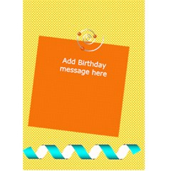 Birthday Card Template By Danielle Christiansen   Greeting Card 5  X 7    Ergpzntjaio1   Www Artscow Com Back Inside