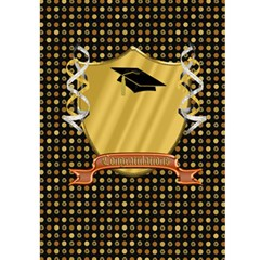 Grad Card 1 By Snackpackgu   Greeting Card 5  X 7    Fqcpbcdae9xl   Www Artscow Com Back Cover