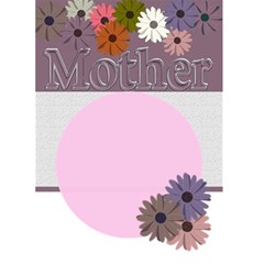 Mother s Day Card By Danielle Christiansen   Greeting Card 5  X 7    7mxz66saw27i   Www Artscow Com Front Cover