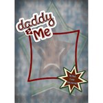 father s day card-dad - Greeting Card 5  x 7