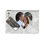 Wedding Cosmetic Case - Cosmetic Bag (Large)