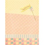 4x6 Card template- Birthday - Greeting Card 4.5  x 6