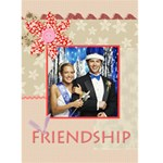 Friendship - Greeting Card 5  x 7
